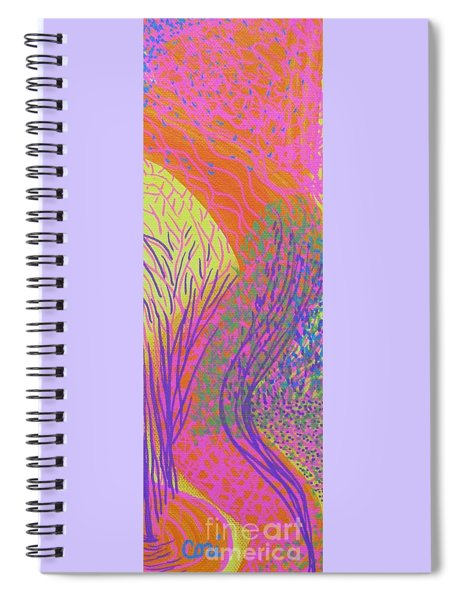 Come On Over Spiral Notebook