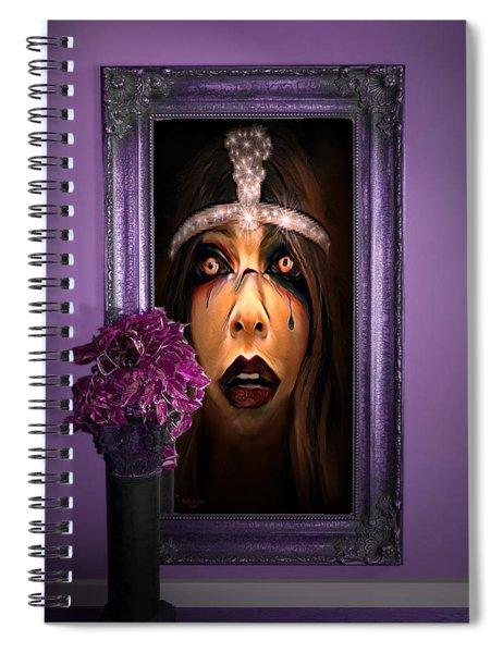 Come With Me, If You Dare Spiral Notebook