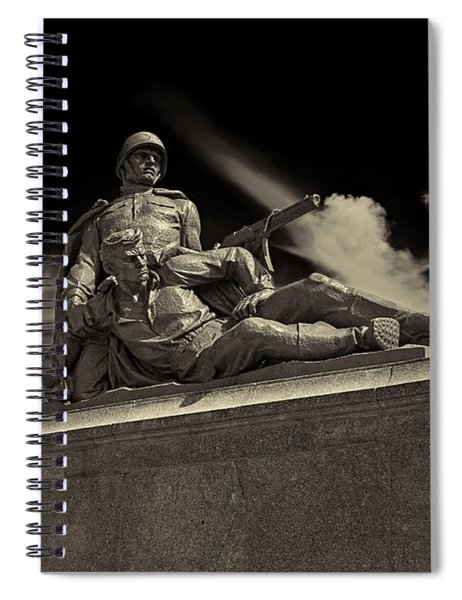 Come With Me If You Want To Live Spiral Notebook
