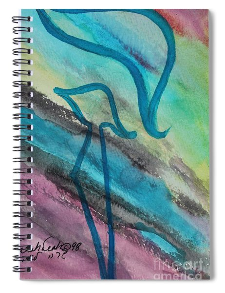 Comely Kuf Spiral Notebook