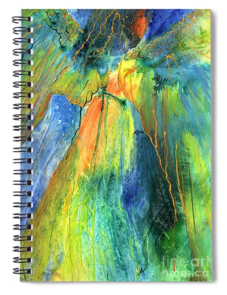 Coming Lord Spiral Notebook