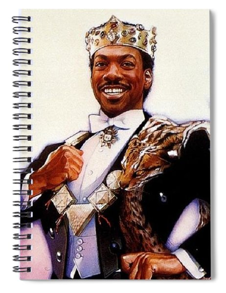 Coming To America Spiral Notebook