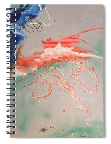 Commotion Spiral Notebook