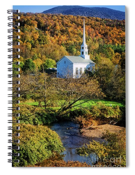 Community Church Spiral Notebook