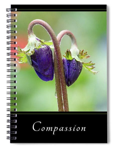 Compassion 1 Spiral Notebook