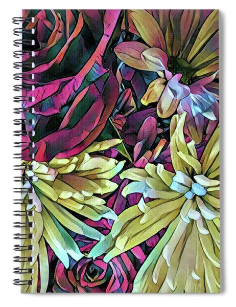 Complements Spiral Notebook