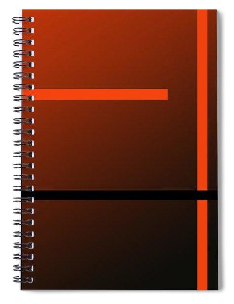 Complicated Love Spiral Notebook