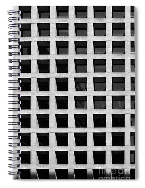 Concrete Nest  Spiral Notebook