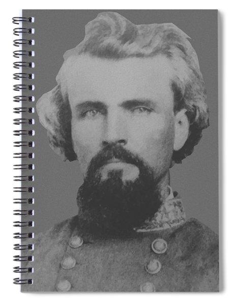 Confederate General Nathan Forrest Spiral Notebook