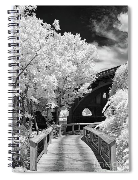 Congaree River Boardwalk Spiral Notebook
