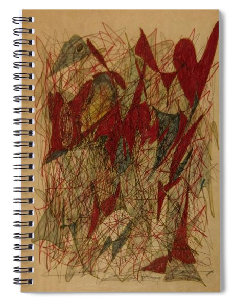 Conglomerate Synthesis  Spiral Notebook