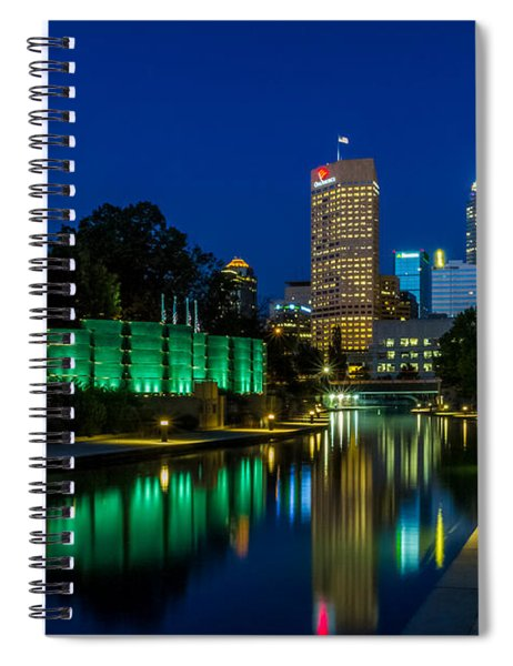 Congressional Medal Of Honor Memorial Spiral Notebook