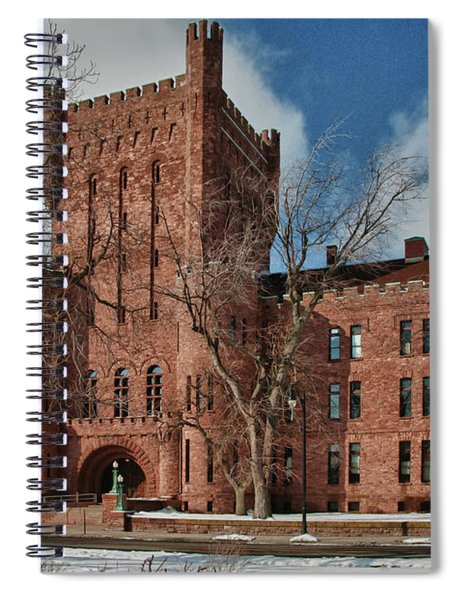 Connecticut Street Armory 3997a Spiral Notebook