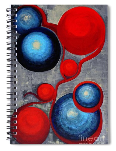 Connections Spiral Notebook