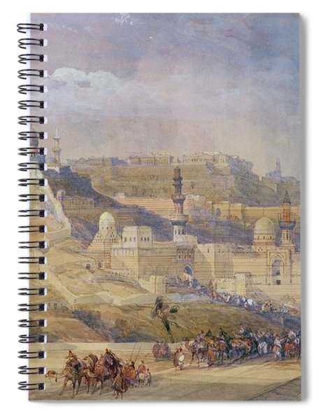 Constantinople Spiral Notebook