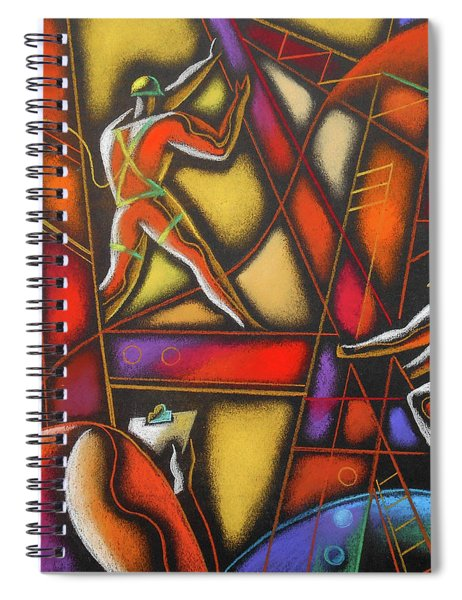 Construction Industry Spiral Notebook