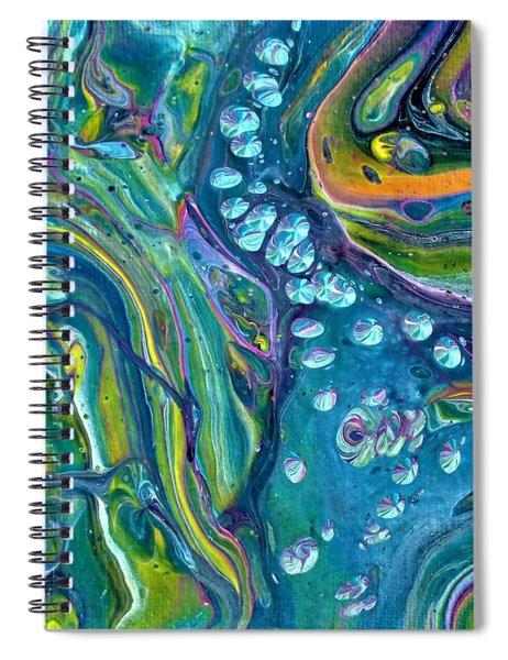 Converge Spiral Notebook