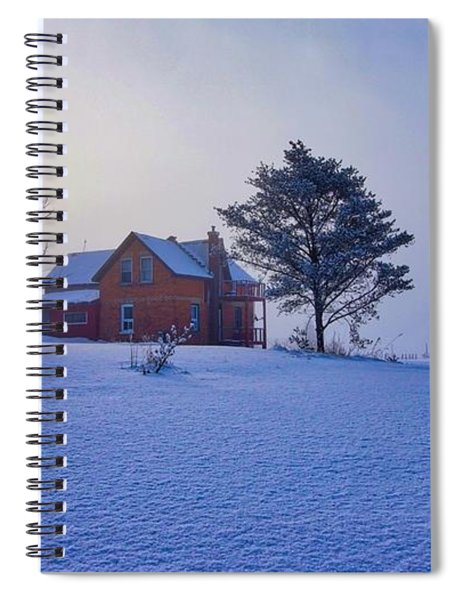 Cool Farm Spiral Notebook