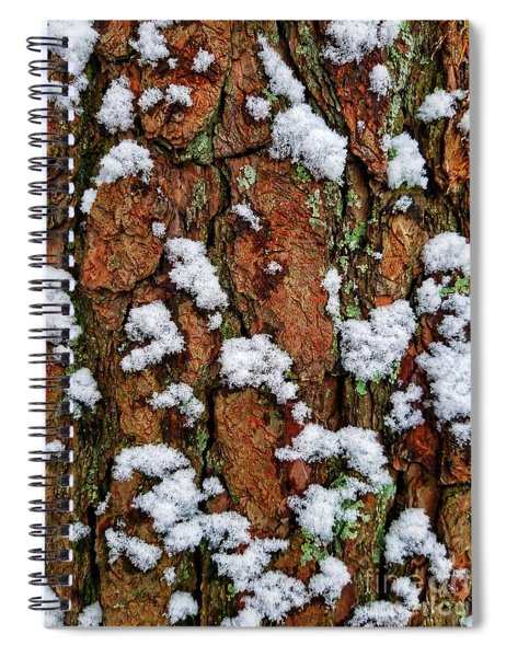 Cool Nature Tapestry Spiral Notebook