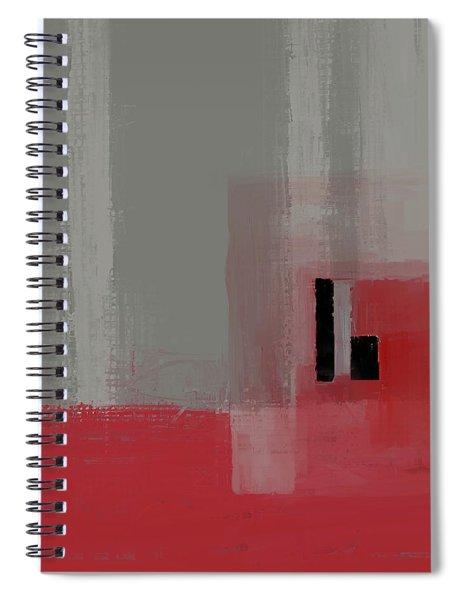 Cool Seduction Spiral Notebook