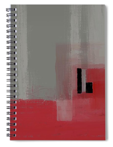 Cool Seduction Spiral Notebook