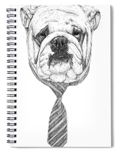 Cooldog Spiral Notebook