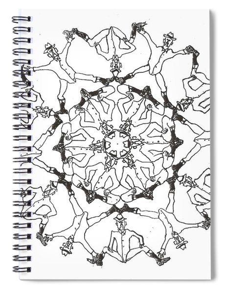 Coots Ala Bugsby Spiral Notebook