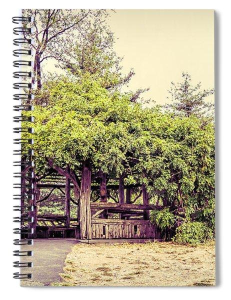 Cop Cot - Central Park Spiral Notebook