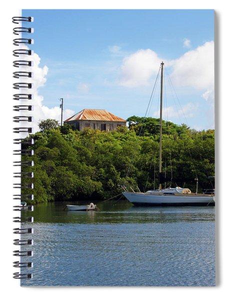 Coral Bay 1 Spiral Notebook