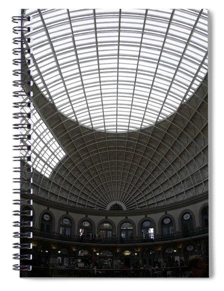 Corn Exchange Spiral Notebook