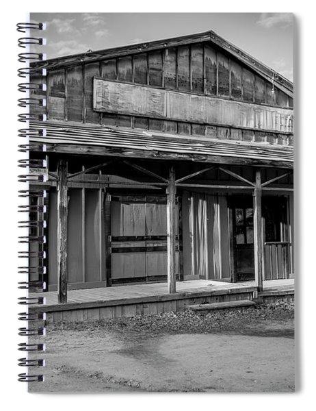 Corner Store For Rent  Spiral Notebook