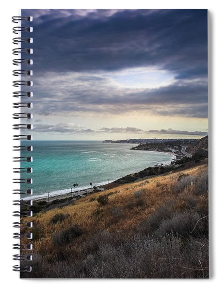 Corral Canyon Malibu Trail Spiral Notebook