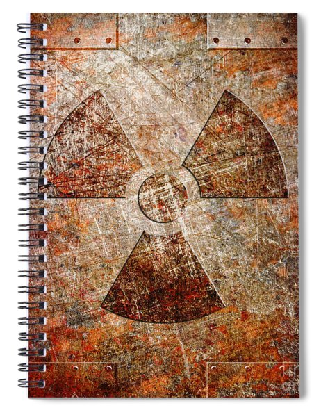 Count Down To Extinction Spiral Notebook