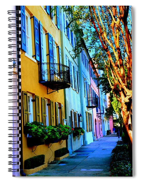 Count Your Rainbows Spiral Notebook