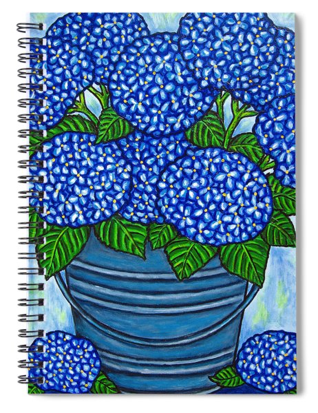 Country Blues Spiral Notebook