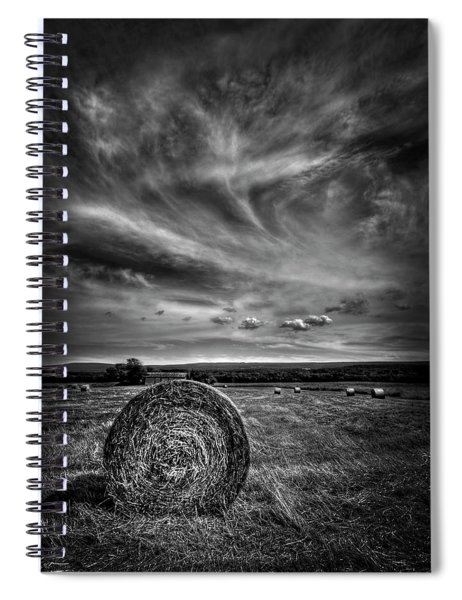 Country High Spiral Notebook