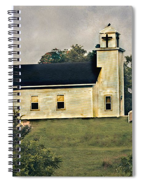 County Chruch Spiral Notebook