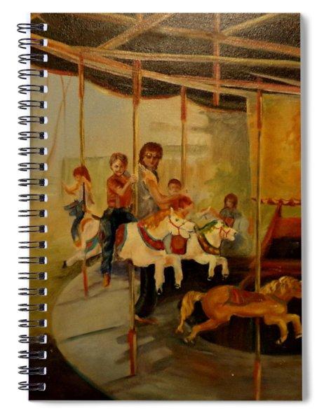 County Fair Spiral Notebook