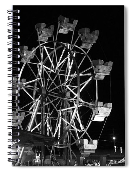 County Fair Fun Spiral Notebook