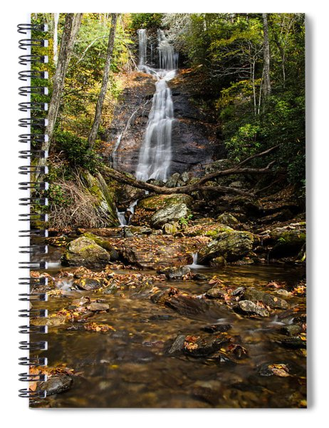 Courthouse Falls Spiral Notebook