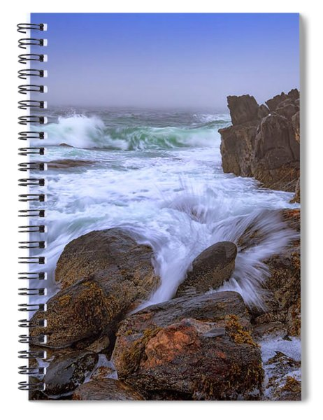 Cove At Giant's Stairs Spiral Notebook