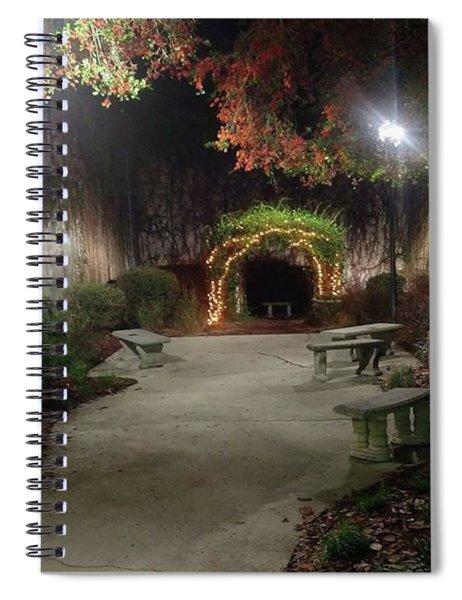 Cozy Spot Spiral Notebook