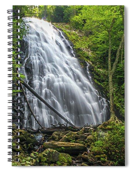 Crabtree Falls Spiral Notebook