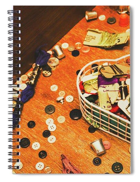 Crafting Corner Spiral Notebook