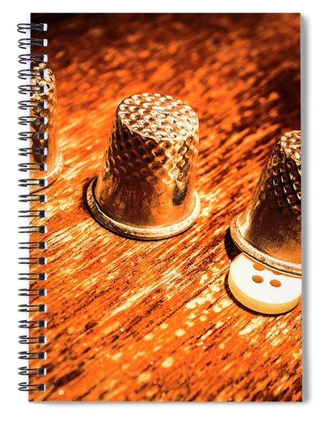 Crafty Alterations Spiral Notebook