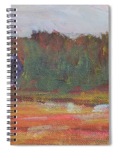 Cranberry Cove Spiral Notebook