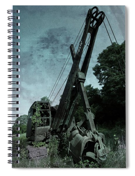 Crane Spiral Notebook
