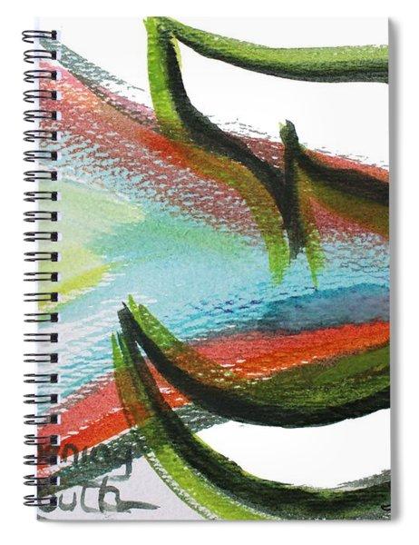 Creation Pey Spiral Notebook