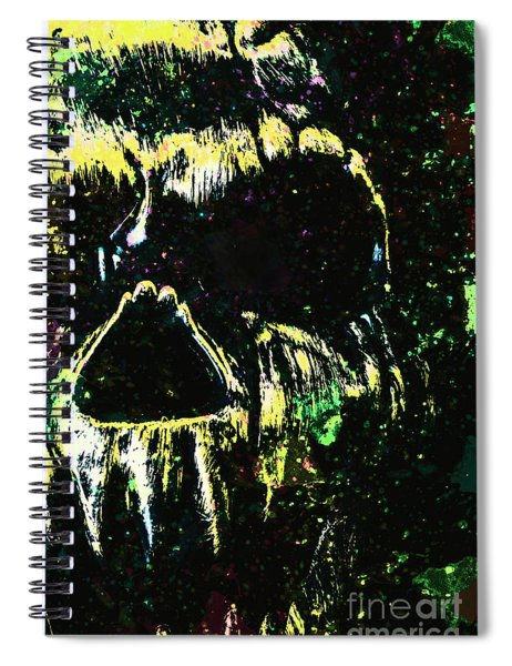 Creative Disorder Spiral Notebook