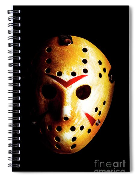 Creepy Keeper Spiral Notebook